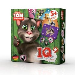 Talking Tom & Friends družabna igra IQ