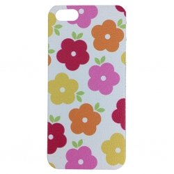 Ovitek za telefon iPhone SE / 5 / 5S COVER FLOWER