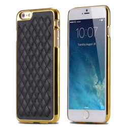 Ovitek za telefon iPhone 6 / 6S COVER COCO STYLE BLACK