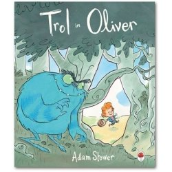 Slikanica Trol in Oliver (Troll and the Oliver)